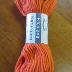 Naturgarn (Orange)