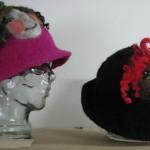 Hat i Uld m/filt